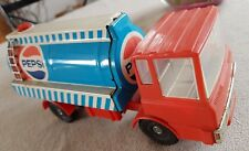 CAMION CITERNE PUBLICITAIRE PEPSI MS25  A FRICTION - RDA - REF 1058