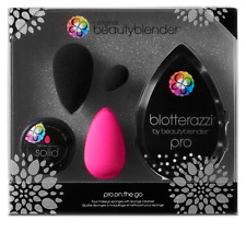 BEAUTY BLENDER PRO ON THE GO KIT  5pcs - Makeup Sponges + Cleanser + Blotterazzi
