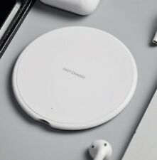 New AGS Fast Charge Wireless Charging Pad ~ White