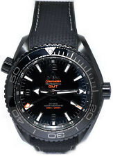 Omega Seamaster GMT Ceramic Deep Black Watch Box/Papers 215.92.46.22.01.001