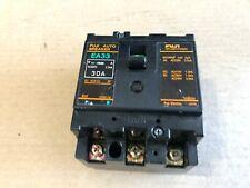 Fuji, Circuit Breaker, 30 Amp, EA33