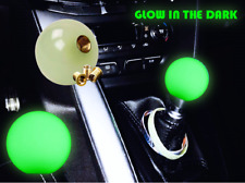 JDM GLOW IN THE DARK GREEN BALL SHIFT KNOB FOR MAZDA MITSUBISHI NISSAN(M10x1.25)