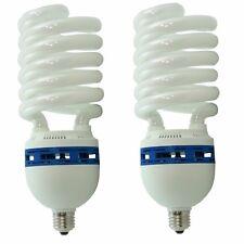 Kit 2 Ampoule Studio Lumiere du Jour Fluorescent DynaSun 2x SYD85 400W Éclairage