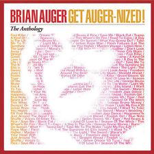Brian Auger - Get Auger-nized!: The Anthology CD (2 Discs) Julie Driscoll OOP