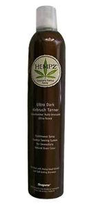 Hempz Ultra Dark Airbrush Tanner 10 Oz RARE