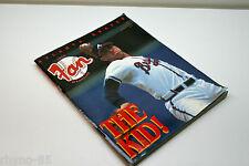 "ATLANTA BRAVES 1993 FAN MAGAZINE ""THE KID"" Steve Avery Deion Sanders John Smoltz"