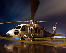 U.S. NAVY MH-60S SEAHAWK HELICOPTER 8X10 PHOTO