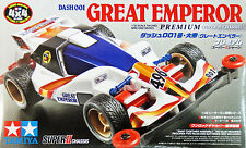 Tamiya 18075 Mini 4WD Dash-001 Great Emperor Premium (Super II Chassis) 1/32