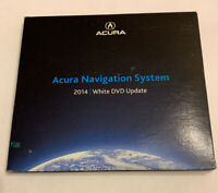 HONDA ACURA Navigation DISC CD Version 4.13C 2014