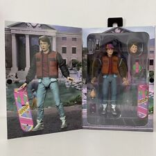 NECA Retour vers le futur 2 Back to the Future 2 Marty McFly  Action Figure