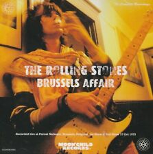 ROLLING STONE - BRUSSELS AFFAIR. 1973. 2CD