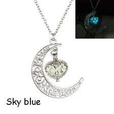 Luminous Sailor Moon Pendant Glow In The Dark Necklace Women Girl Jewelry