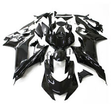 Glossy Black ABS Injection Fairing Kit for YAMAHA YZF R6 2017-2018 + Seat Cover