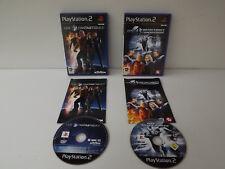 Les 4 Fantastiques et le surfer d'argent - Lot 2 jeux Playstation 2