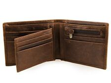 Mens wallet.Compact wallet.leather wallet.2 in 1 wallet.RFID wallet
