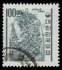 Briefmarken mit Kunst Motive aus Korea