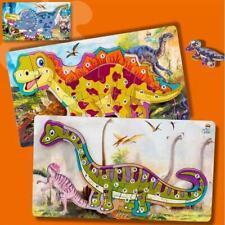 Large 3D Dinosour Wooden Puzzle