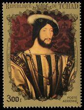 "CHAD 233Db (Mi664) - French Royalty ""King Francis I""  (pf49785)"