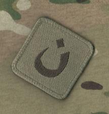 Irakien Militia Anti-isis Combattants Multicam 5.1cm Languette : ن
