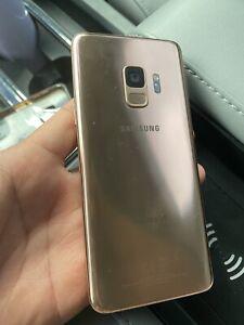 Samsung Galaxy S9 SM-G960 - 128GB - Sunrise Gold (Unlocked)