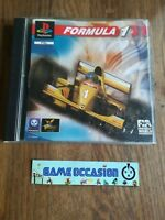 FORMULA 1 PS1 SONY PLAYSTATION 1 PAL EN SU CAJA
