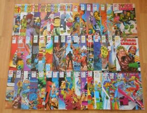 Quality Comics Judge Dredd 1 - 50: Excellent Condition