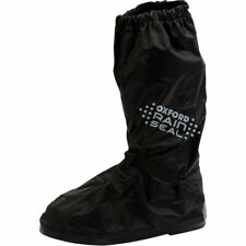 Oxford Rain Seal Over Boots Waterproof Motorcycle Motorbike Rainwear