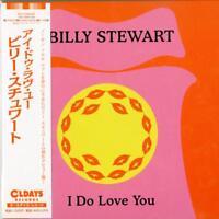 BILLY STEWART-I DO LOVE YOU-JAPAN MINI LP CD BONUS TRACK C94
