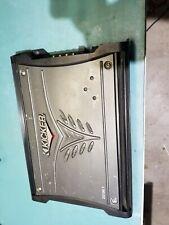 100 % working Kicker ZX750.1 1-Channel Car Amp