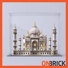 ONBRICK LEGO 10189 10256 Taj Mahal 4mm Premium Acrylic Display Case