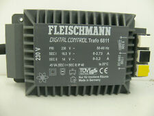 5118) Fleischmann 6811 Digital Control Trafo Funktion geprüft