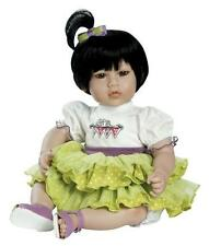 "Adora Dolls, Twist of Lime - 20"" Doll with Black Hair/Brown Eyes"