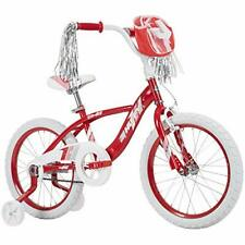 Huffy Kid Bike Glimmer Quick Connect Assembly 16 inch Red