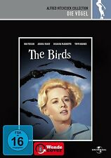 ALFRED HITCHCOCK Die UCCELLI THE BIRDS Rod Taylor DVD NUOVO