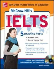 McGraw-Hill's IELTS with Audio CD by Sorrenson, Monica