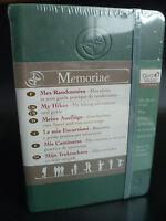 Quo Vadis Memoriae Mes Rondonnées 224 Pagine Carta Avorio 10x15 CM