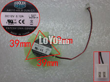 A4010-45LB-2UN-C1 12V 0.12A FA7C0412MA-SBNNA FY04510M12SAA 2Wire Video Fan