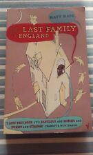 The Last Family in England Matt Haig Vintage Paperback Book