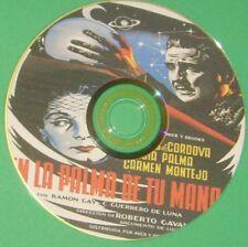 WORLD CRIME / NOIR 08: EN LA PALMA DE TU MANO (1951) Mex