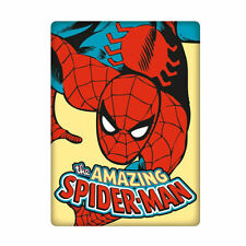 AMAZING SPIDERMAN COMIC COVER FRIDGE MAGNET RETRO MARVEL METAL GIFT AVENGERS