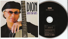 Dion PROMO CD son of Skip James/carsleeve