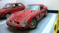 1/18 Pièces détachés Ferrari 250 GTO Bburago