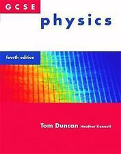 GCSE Physics by Heather Kennett, Tom Duncan (Paperback, 2001)
