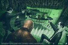 The Matrix GID Alternative Movie Poster by John Barry Ballaran No. /35 NT Mondo