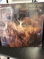 Witchsorrow Hexenhammer Doom Metal Vinyl New Sealed Vinyl Lp