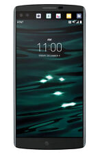 New LG V10 H900 AT&T Unlocked 4G GSM 64GB Android Smart Phone Black