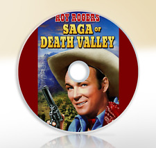 Saga Of Death Valley (1939) DVD Classic Western Film / Movie Roy Rogers