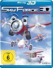Sky Force - Die Feuerwehrhelden (wie Planes 2 )  3D Blu-ray/NEU/OVP