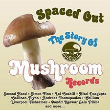 Spaced Out: The Story Of Mushroom Records - Various Artists (NEW 2CD)