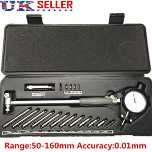 Bore Gauge 50-160MM Indicator Accuracy 0.01MM Dial Bore Gauge Internal Measure